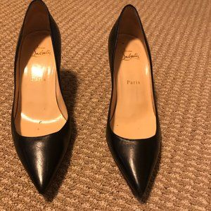 Christain Louboutin Pigalle 85 Leather